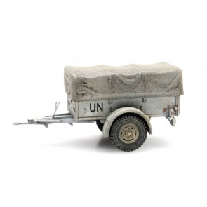 Artitec 387.326 - NL Aanhanger polynorm 1 T UNIFIL  ready 1:87