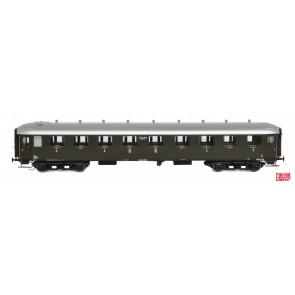 Exact-train EX10020 - NS AB7522 olijfgroen