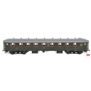 Exact-train EX10009 - PKP BChxz 012 234 groen