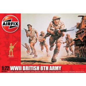 Airfix 01709 - 8TH ARMY   S1 1:72 OP=OP!