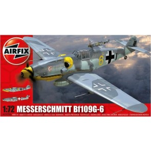 Airfix 02029A - MESSERSCHMITT BF109G-6