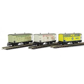 Arnold HN6019 - 3 bierwagens