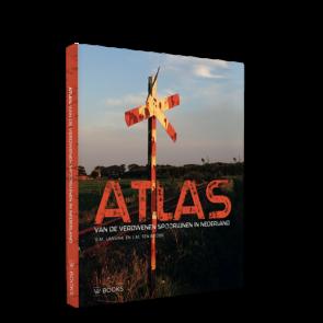 WBooks 9789462581388 - Atlas van de verdwenen spoorlijnen in Nederland