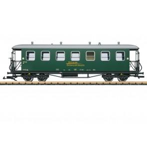 Lgb 36356 - DR personenrijtuig SOEG