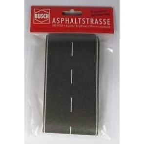 Busch 9750 - ASPHALTSTRASSE 80 H0