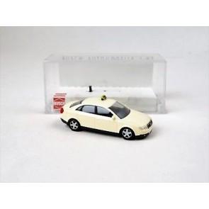 Busch 49204 - Audi A4 Limousine Taxi OP=OP!