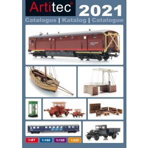 Artitec 012 - Catalogus 2021 civiel  ---