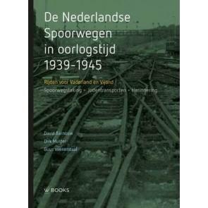 WBooks 9789462583337 - De Nederlandse Spoorwegen in oorlogstijd 1939-1945.