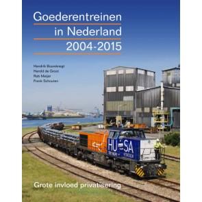 Uquilair 907151385 8 - Goederentreinen in Nederland 2004-2015
