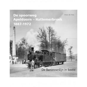 Uquilair 978-90-830033-3-7 - De spoorweg Apeldoorn – Hattemerbroek 1887-1972