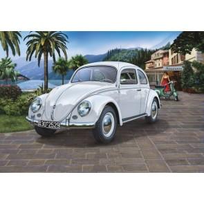 Revell 00450 - VW Käfer 1951/1952 - Technik