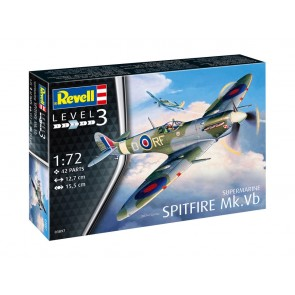 Revell 63897 - Model Set Supermarine Spitfire Mk. Vb