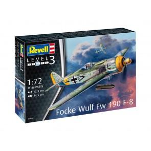 Revell 03898 - Focke Wulf Fw190 F-8