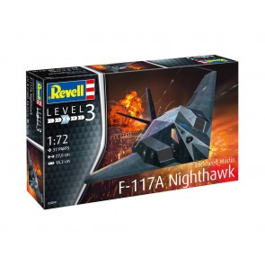 Revell 03899 - F-117A Nighthawk Stealth Fighter