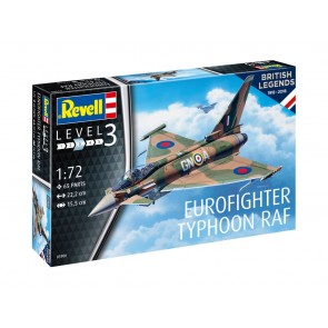 Revell 03900 - British Legends: Eurofighter Typhoon RAF