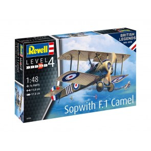 Revell 03906 - British Legends: Sopwith Camel