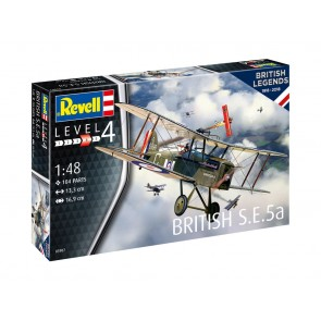 Revell 03907 - British Legends: British S.E.5a