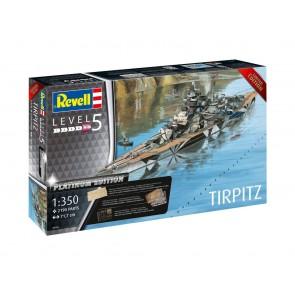 Revell 05160 - TIRPITZ (Platinum Edition)