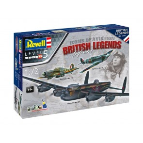 Revell 05696 - British Legends - Gift Set