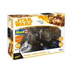 "Revell 06768 - Star Wars New Item B ""Han Solo"""
