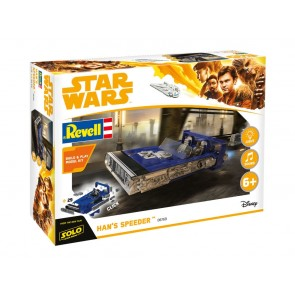 "Revell 06769 - Star Wars New Item C ""Han Solo"""