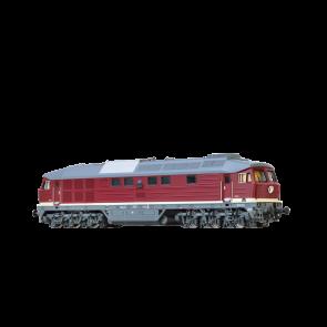 Brawa 41436 - H0 Diesellok 132 DR, IV, DC Dig. EXTRA