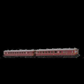 Brawa 44706 - H0 TRW 60+145 DB III DC EXT