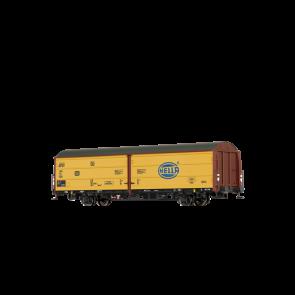 Brawa 48991 - H0 Güterwagen Klmmgs 299 DB, IV, Hella
