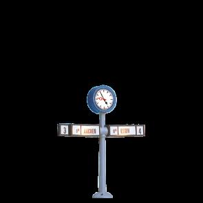 Brawa 5290 - H0 Bahnhofsuhr mit Richtungsanzeiger