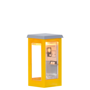 Brawa 5441 - H0 Telefonzelle beleuchtet