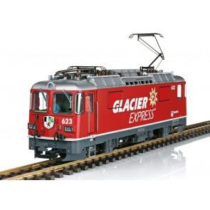 "Lgb 28446 - Elektrische locomotief Ge 4/4 II ""Glacier Express"""