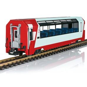 Lgb 33671 - RhB panoramarijtuig 2e klas