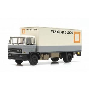 Artitec 487.052.03 - DAF kantel-cabine, kofferopbouw, cab B, v. G&L  ready 1:87