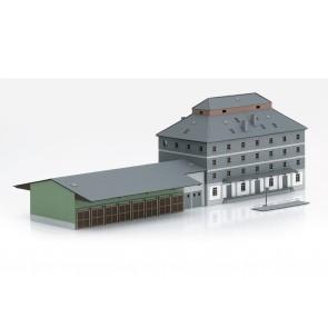 "Marklin 89705 - Bouwdoos ""Raiffeisen-pakhuis met markt"""