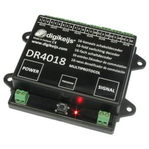 Digikeijs DR4018 - 16-kanaals Schakeldecoder