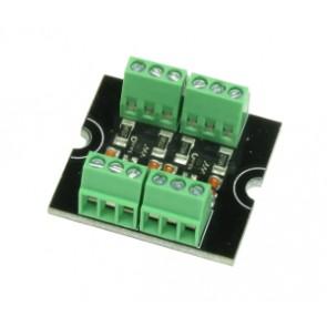Digikeijs DR4103 - 4 stuks Common Anode -> Common Cathode adapter