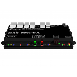 Digikeijs DR5000-ADJ - DIGICENTRAL Multibus Centrale DCC