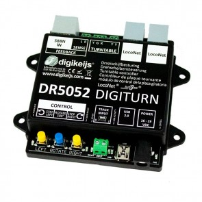 Digikeijs DR5052 BASIC - Basis Set Draaischijf controller