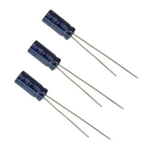 Digikeijs DR60022 - Set van 20 condensatoren 100uF / 16Volt