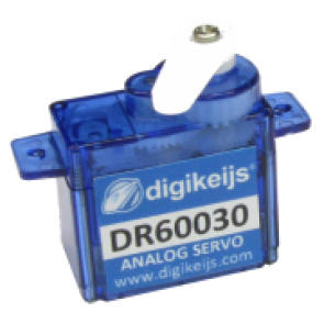 Digikeijs DR60030 - Mini Servo analog