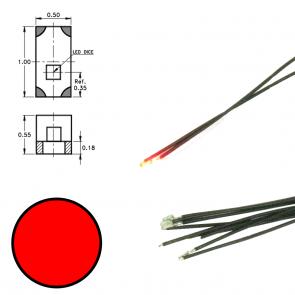 Digikeijs DR60048 - Led Module Rood (4x)