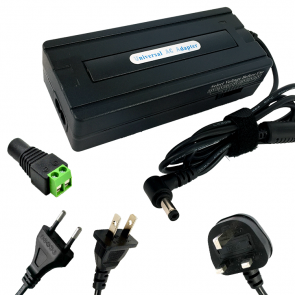 Digikeijs DR60710 M - Regelbare voeding inclusief multikabelmet 2,5mm haaks plug