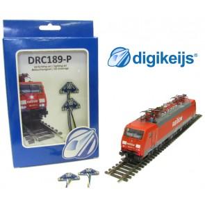 Digikeijs DRC189 P - Lichtset PIKO BR189