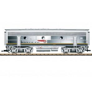 Lgb 20587 - Santa Fe dieselloc F7B