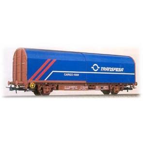 Electrotren 1730 - Gesloten goederenwagen Transfesa RENFE
