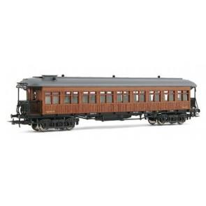 Electrotren 5068 - Houten rijtuig RENFE