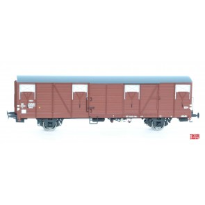 Exact-train EX20180 - 2 gesloten goederenwagens NS