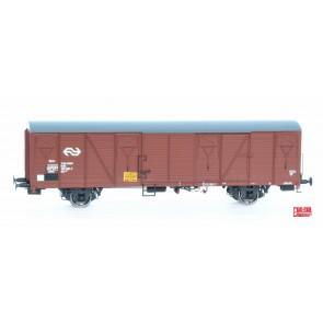 Exact train EX20185 - 2 gesloten goederenwagens NS