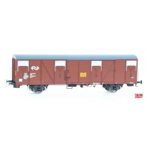 Exact train EX20186 - 2 gesloten goederenwagens NS