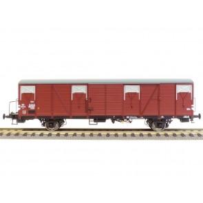 Exact train EX20254 - NS 2er Set Bremserbühne HBS Aluminium Luftklappen Epoche 3